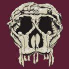 Slaves to the Skull Queen by Steven  Austin