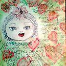 Little Letters n Numbers Kid by MardiGCalero