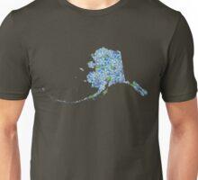 Alaska Flowers Unisex T-Shirt