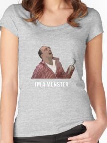 Arrested Development-Buster Women's Fitted Scoop T-Shirt