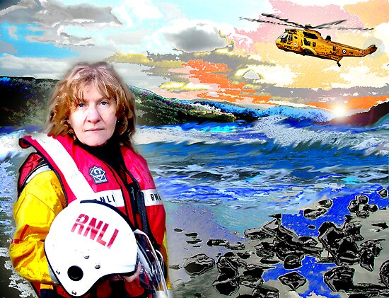 Partnership by Loch Ness Lifeboat Crew