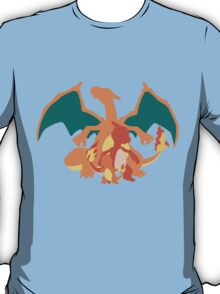 Charmander Evolution T-Shirt
