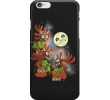 3 Wolf Majoras iPhone Case/Skin