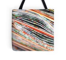 mapping the abstract Tote Bag