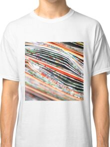 mapping the abstract Classic T-Shirt