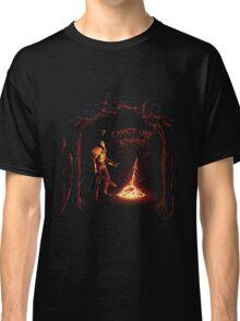 Cannot use Bonfire Classic T-Shirt