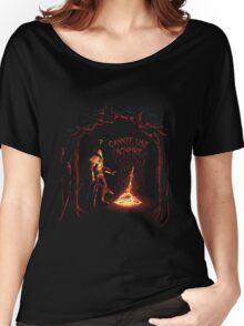 Cannot use Bonfire Women's Relaxed Fit T-Shirt