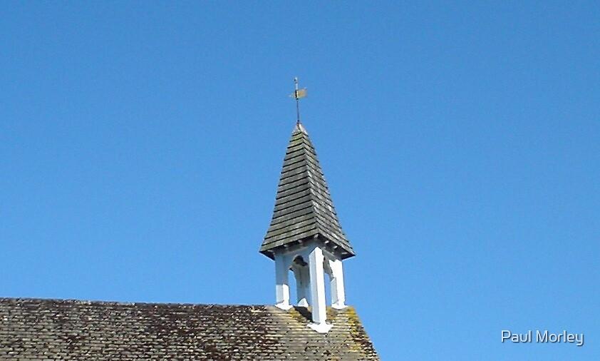 Village School Bell by Paul Morley
