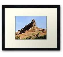 Sphinx Clearly Framed Print