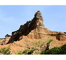 Sphinx Clearly Photographic Print