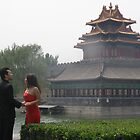 Photo Shoot at the Forbidden City by oluadams