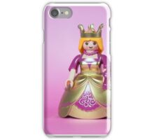 playmobil princess iPhone Case/Skin
