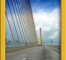 Skyway Bridge by George  Link