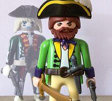 playmobil pirate by aerrete720