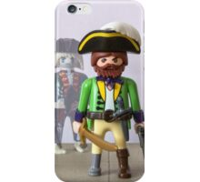 playmobil pirate iPhone Case/Skin