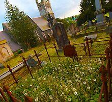 carmoney graveyard by imagegrabber