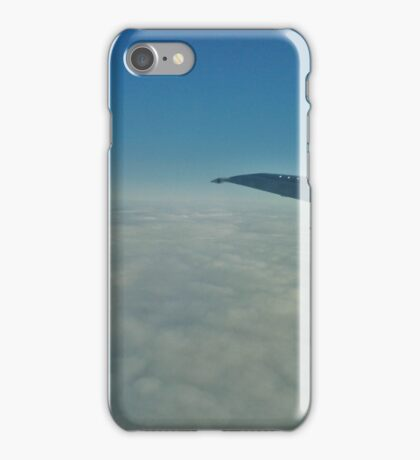 Airplane - Kaltern, Italy. iPhone Case/Skin