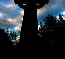 celtic cross  by imagegrabber
