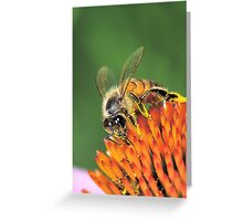 Busy Work! Greeting Card