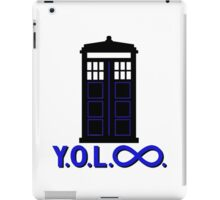 You Only Live... iPad Case/Skin