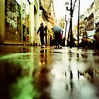 Rain in Boulogne by louba