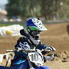 MX Mud Tap!  Ooops! Didn't check helmet; Perris, CA, Perris MX March 2009, (573 Views as of 5-16-11) by leih2008