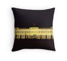 Royal Villa Throw Pillow
