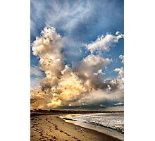 Sky Giants Photographic Print