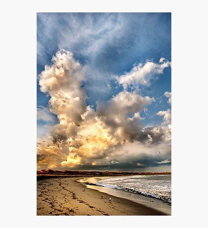 Sky Giants Photographic Print