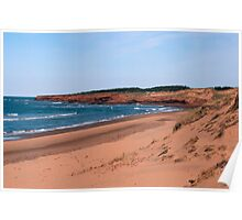 Cavendish Beach Poster