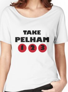 PELHAM 123 Women's Relaxed Fit T-Shirt