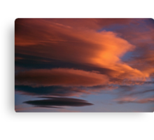 Skyscapes 2 Canvas Print