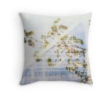 Urban Connections Throw Pillow