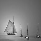 Sailing Up the Hudson by Mary Ann Reilly