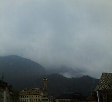 Clouds - Kaltern, Italy. by clarebearhh