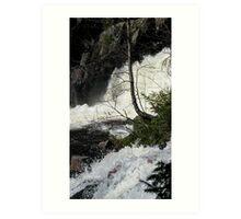 Rainbow Falls Provincial Park - Ontario Art Print