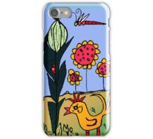 lazy days of Summer  iPhone Case/Skin