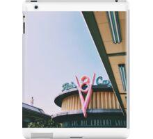 DCA's Flo's Diner  iPad Case/Skin