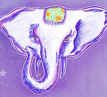 Elenore [Purple] by Tiffany Atkin