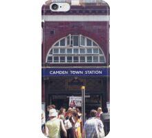 camden town - london iPhone Case/Skin
