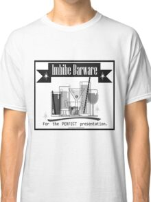 IMBIBE BARWARE Classic T-Shirt