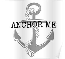 Anchor Me Under the Sea  Poster