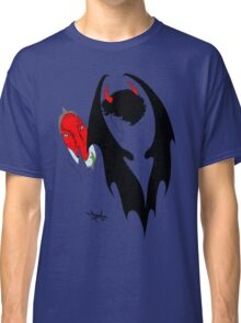Smauglock Holmes: Reflections of a Consulting Dragon Classic T-Shirt