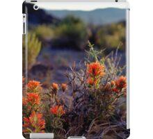 Palomino Valley Indian Paintbrush iPad Case/Skin