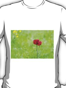 Two red tulips T-Shirt