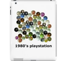 1980's Playstation iPad Case/Skin
