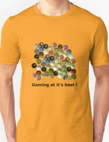 Gaming at it's best !   Unisex T-Shirt