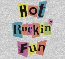 Hot Rockin' Fun One Piece - Long Sleeve