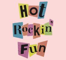 Hot Rockin' Fun Baby Tee