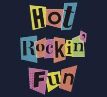 Hot Rockin' Fun Kids Tee
